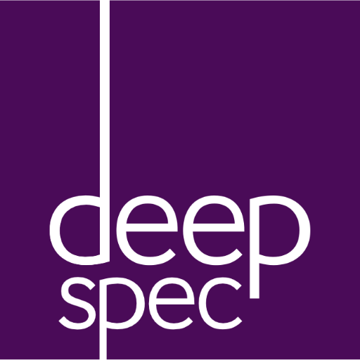 deep spec logo and software testing